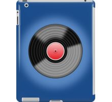Vinyl Record iPad Case/Skin