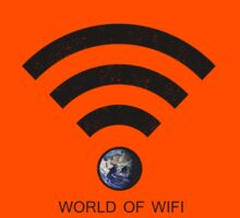 World OF WIFI by LostCarrot
