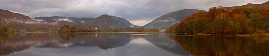 Grasmere at Autumn by JMChown