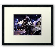 Elf Armour - Studio Tours Framed Print
