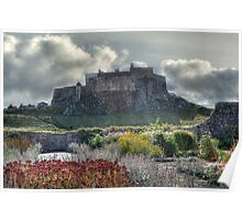 Lindisfarne Castle (Holy Island) Poster
