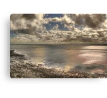 Lindisfarne Castle View Canvas Print