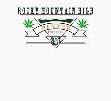 Marijuana Denver Colorado Unisex T-Shirt