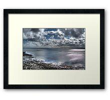 Lindisfarne Castle View Framed Print