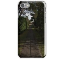 West Chermside Laneway iPhone Case/Skin