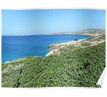 Lipsi Island Greece 2 Poster