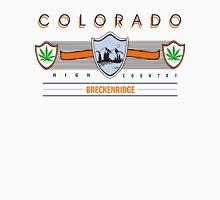 Marijuana Brechenridge Colorado Unisex T-Shirt