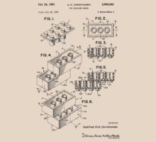 Toy Building Brick Patent  by chris2766