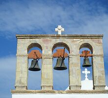 Greek Island Church bells by SlavicaB