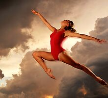 Dancer in the Sky n.3 by Carnisch