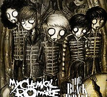 MY CHEMICAL ROMANCE DESIGN by GAGAKGALAK