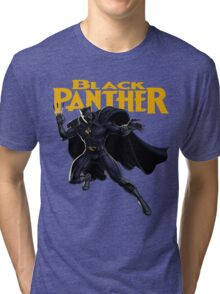 Black Panther Tri-blend T-Shirt