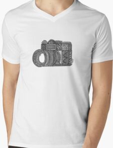 Capture Mens V-Neck T-Shirt