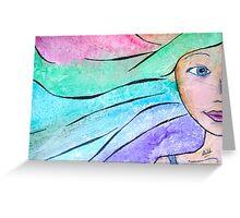 Shiloh Moore's 'Rainbow Girl' Greeting Card