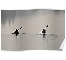 Toddy pond Poster
