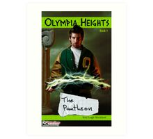 Olympia Heights: The Pantheon Art Print