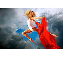 Dancer in the Sky n.6 Photographic Print