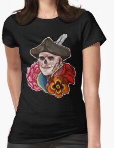 John Hancock Womens Fitted T-Shirt