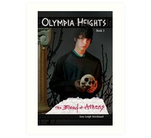 Olympia Heights: The Blood of Athens Art Print