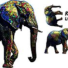 Pachyderms by Red Eyes Apparel