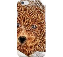 Wild nature - dog #2 iPhone Case/Skin