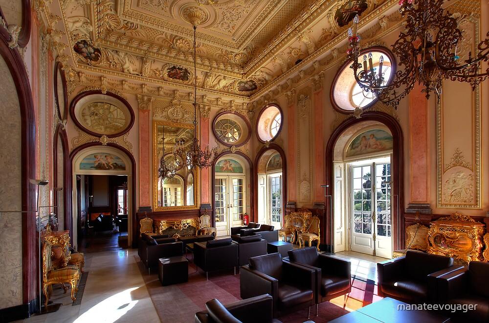 Palacio De Estoi by manateevoyager