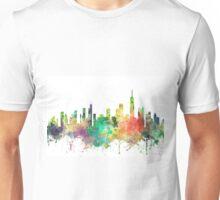 Chicago, Illinois Skyline SP Unisex T-Shirt