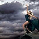 Dancer in the Sky n.11 by Carnisch