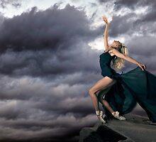 Dancer in the Sky n.11 by Carnisch