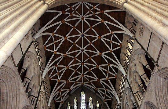 York Minster by John (Mike)  Dobson