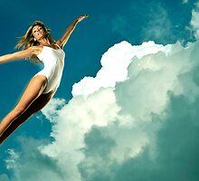 Dancer in the Sky n.1 by Carnisch