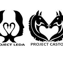 Orphan Black Project Leda/Castor by SecretArts