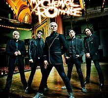 MY CHEMICAL ROMANCE TOUR by GAGAKGALAK