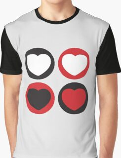 All Heart Graphic T-Shirt