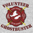 Volunteer Ghostbuster (Clean) by uncmfrtbleyeti