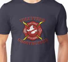 Volunteer Ghostbuster (Clean) Unisex T-Shirt