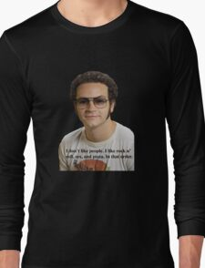 Hyde Quotes Long Sleeve T-Shirt