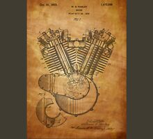 Engine patent from 1919  T-Shirt