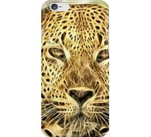 Wild nature - panther iPhone Case/Skin