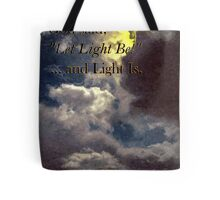 God Said... Tote Bag