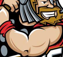 THE THUNDERS BASEBALL Sticker