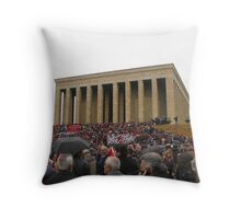 Anıtkabir,ANKARA Throw Pillow