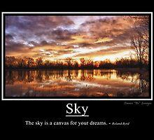 Sky by wisdomwords