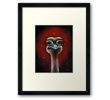 Ostracised Optometrist Framed Print