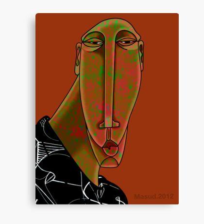 """VACATION"" Canvas Print"