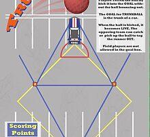 Trunkball Parking Lot by Deacon L. Bishop   dlb