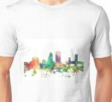 Jacksonville, Florida Skyline SP Unisex T-Shirt