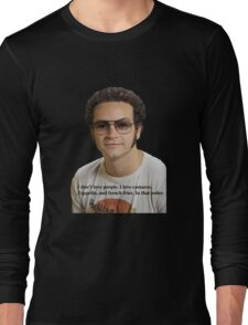 Hyde Quote Long Sleeve T-Shirt