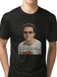 Hyde Quote Tri-blend T-Shirt