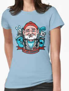 A Life Comedic Womens Fitted T-Shirt